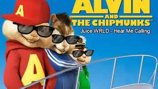 Juice WRLD - Hear Me Calling (Chipmunk Version)