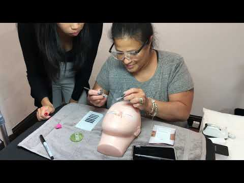 Eyelash Extension Classes - Zazen Beauty