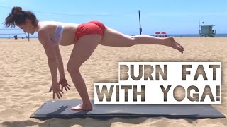 Cardio Yoga Flow For Weight loss