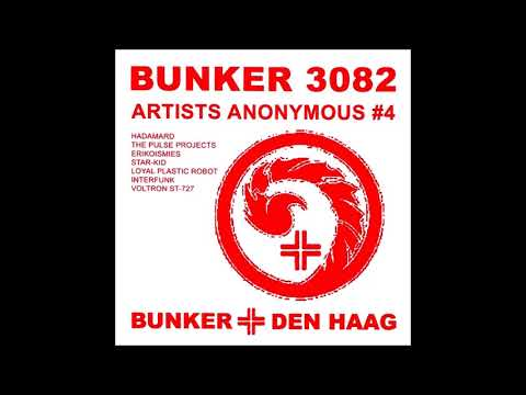 Erikoismies - Untitled - A3 / Artists Anonymous #4