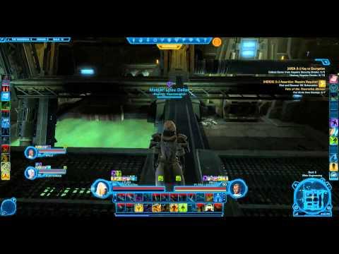 Star Wars The Old Republic - HK-51 parts (Theoretika)