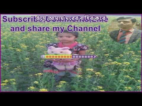 Gram Chara Oi Ranga Matir Poth Karaoke by ALI