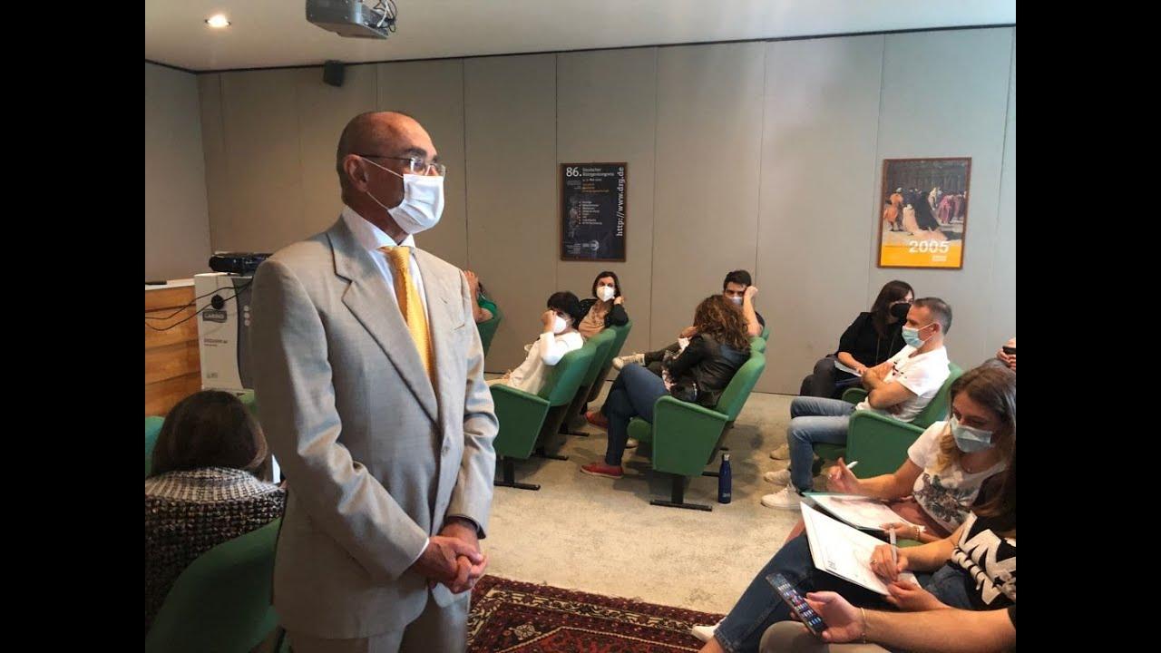 INTERVISTA - le patologie dei tendini e dei legamenti - Lectio Dr. Ridulfo