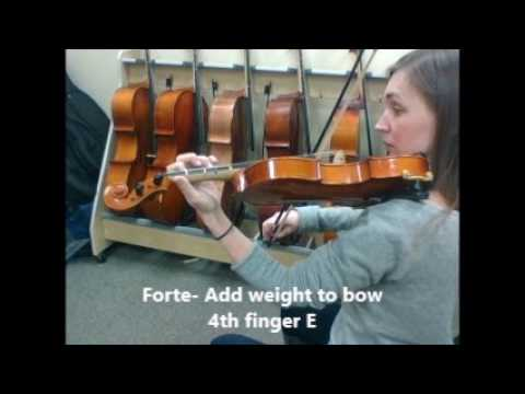 Russian Music Box Violin 1