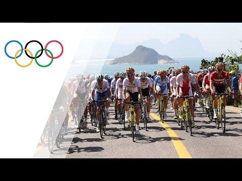 Rio Replay: Men's Cycling Road Race Final