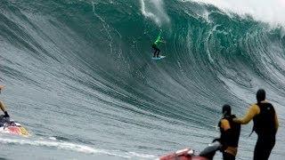 Tsunami - Caught On Camera | Tsunami Morocco 01/2014