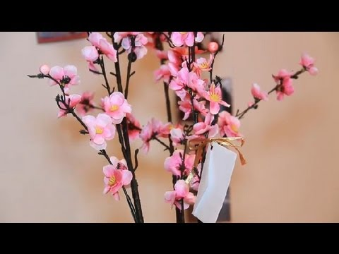 How to Make a Money Tree for a Bridal Shower : Bridal Shower ...