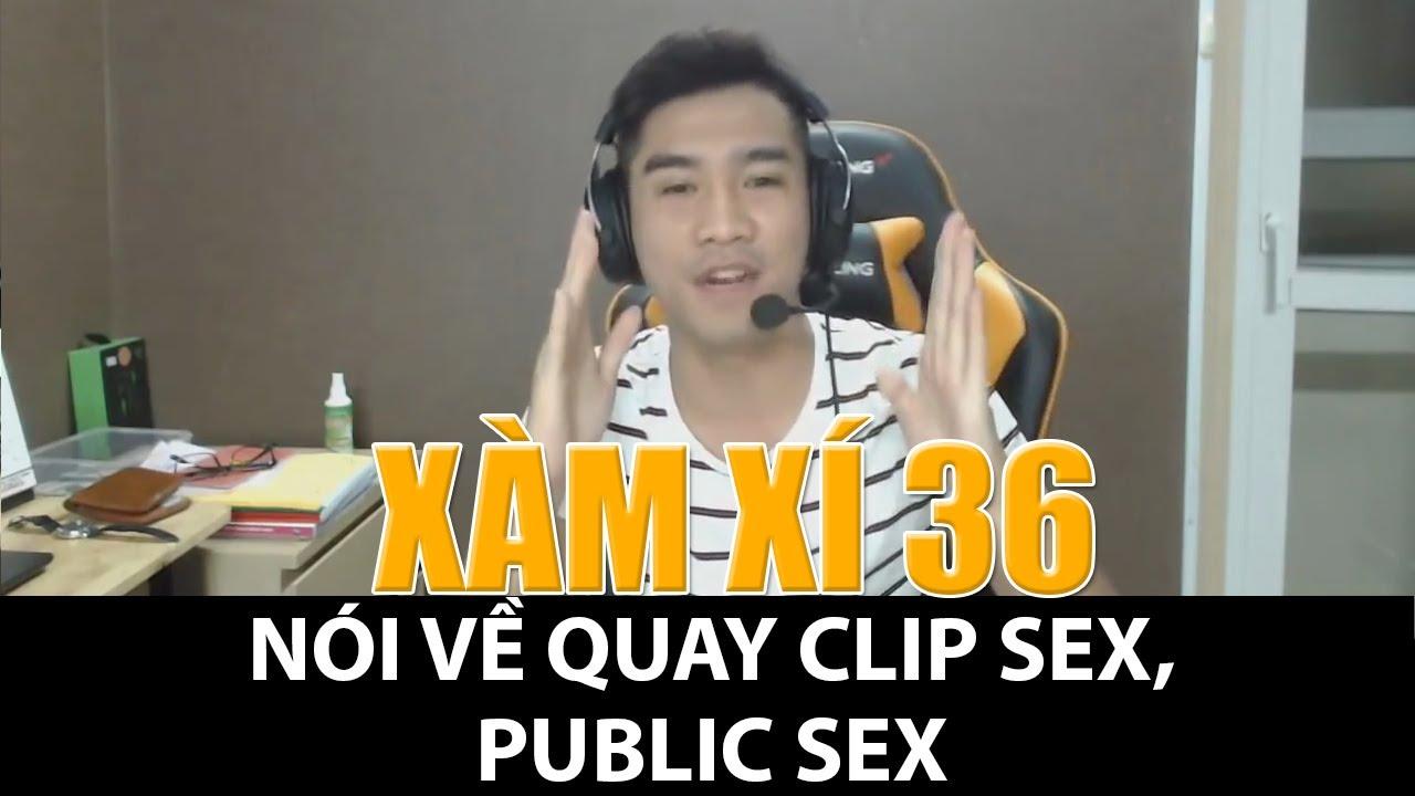 Talkshow 28: PewPew nói về quay clip sex, public sex   Pew Là Tui
