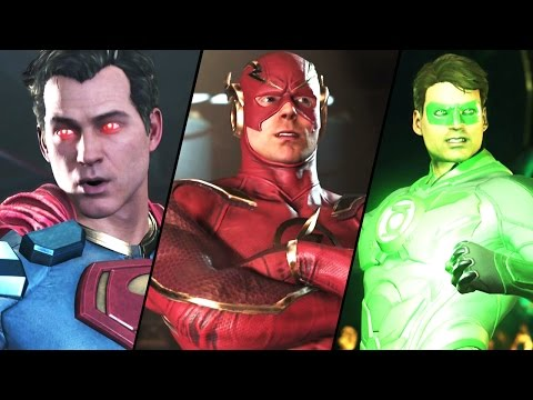 Thumbnail: INJUSTICE 2 All Super Moves (ALL CHARACTERS) 1080p 60FPS