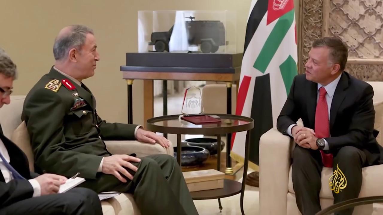 الجزيرة:ما هي أسباب التقارب التركي الأردني؟
