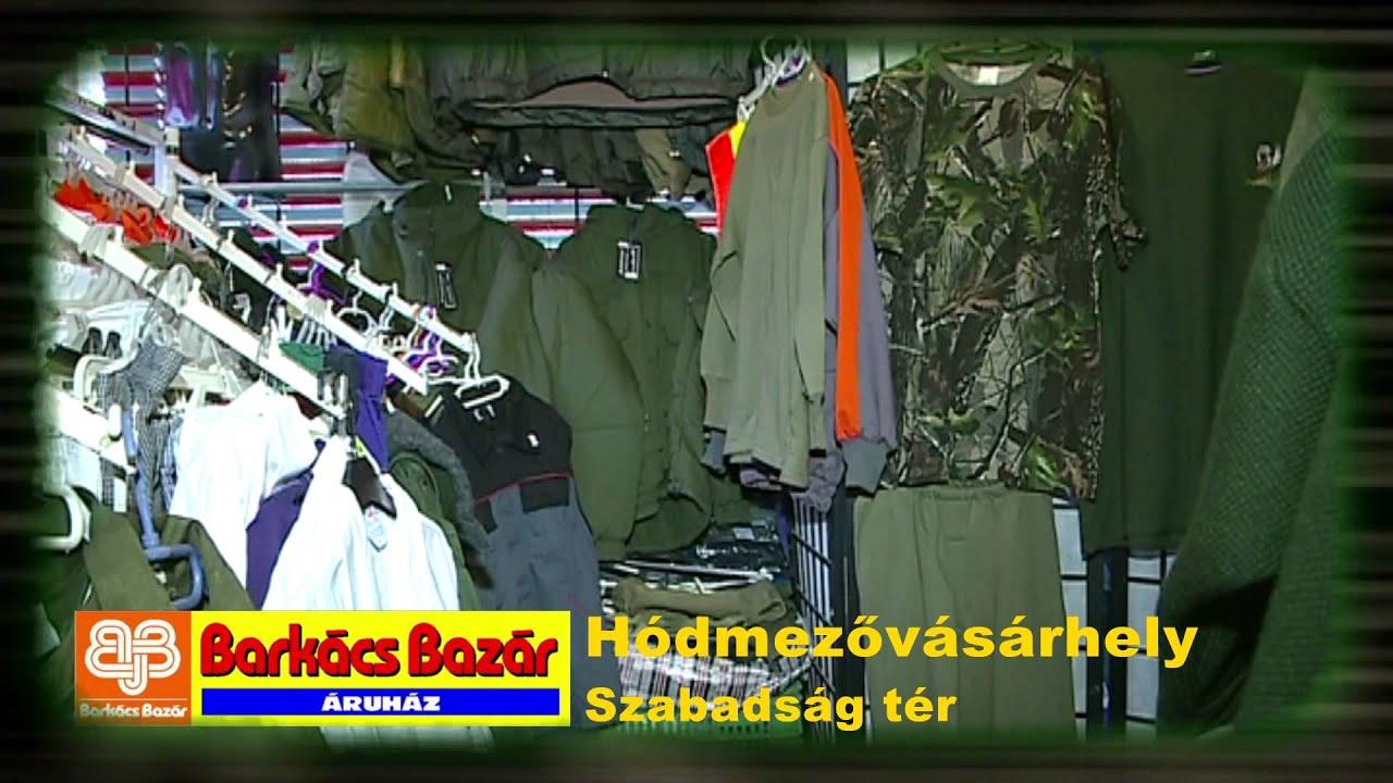 Barkács Bazár - YouTube 7d879b2696
