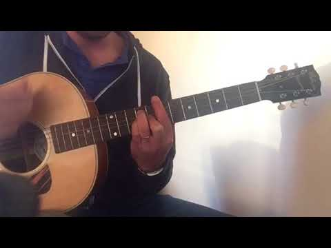 Creep acoustic chords ( Radiohead Cover)