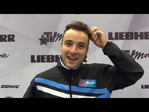 Interview Aftermatch Rade Markovic + Simon Gauzy 05.11.2017
