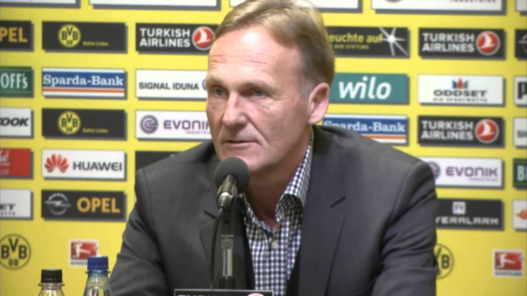 "Klopp verlängert bis 2018! Watzke: ""Der perfekte Trainer"" | Vertragsverlängerung bis 2018"