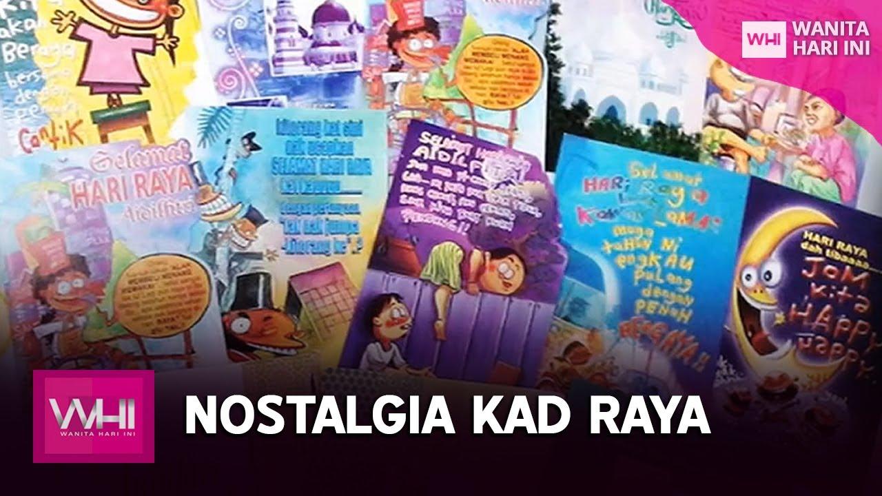 Nostalgia Kad Raya Whi 17 April 2021 Youtube