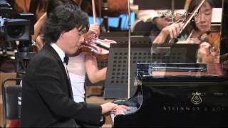 Yundi Li - Chopin Grande Polonaise Brillante Op. 22 (in japan)