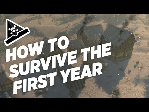 HOW TO SURVIVE THE FIRST YEAR - Life is Feudal: Forest Village Tutorial Guide Walkthrough |