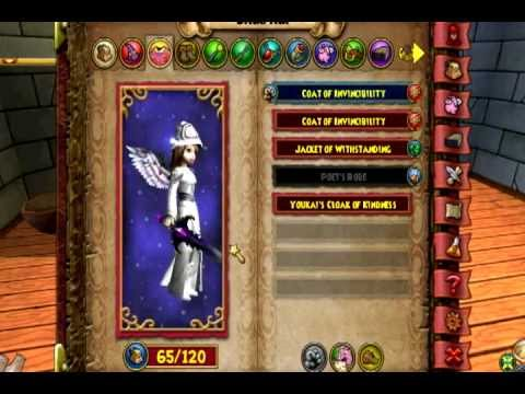 27452d94ac3 Wizard101 How to trade commander robe - YouTube