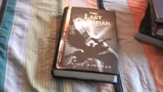 Percy Jackson And The Olympians Books Collection