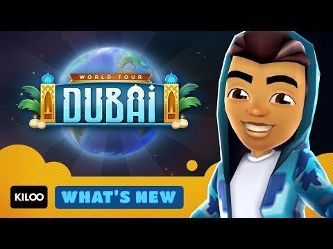 🌟-subway-surfers-world-tour-2019---what's-new:-dubai