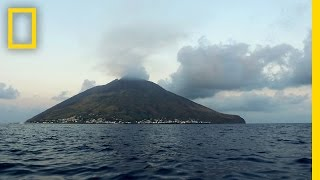 Living Up Close and Personal With an Active Volcano   National Geographic