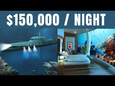 Top 10 Most Expensive Hotel in the World in 2020