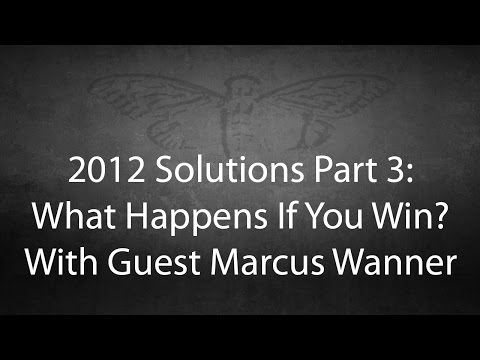 2012 Cicada 3301 Solutions Part 3: What Happens If You Win? With Guest Marcus Wanner