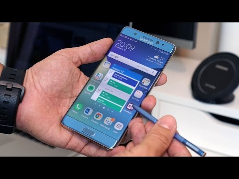 24 Hours with the Samsung Galaxy Note 7: Oh Yeah!