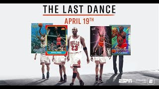 Jordan Cards And The Last Dance - How The Netflix Documentary Has Impacted Value