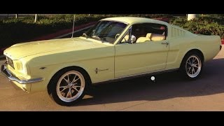 NO SALE at 35k! 1965 Ford Mustang Fastback 2+2 at Russo and Steele's 2nd Annual Newport