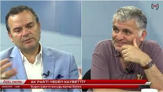 Ak Parti neden kaybetti? Ruşen Çakır'ın konuğu Kemal Öztürk