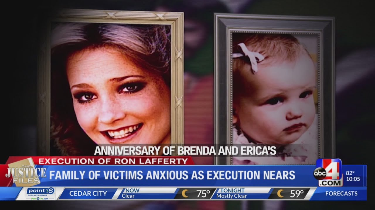 The Justice Files: The execution of Ron Lafferty