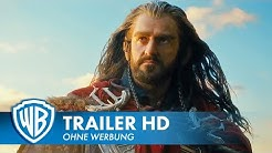 DER HOBBIT: SMAUGS EINÖDE - Trailer #3 Deutsch HD German (2013)