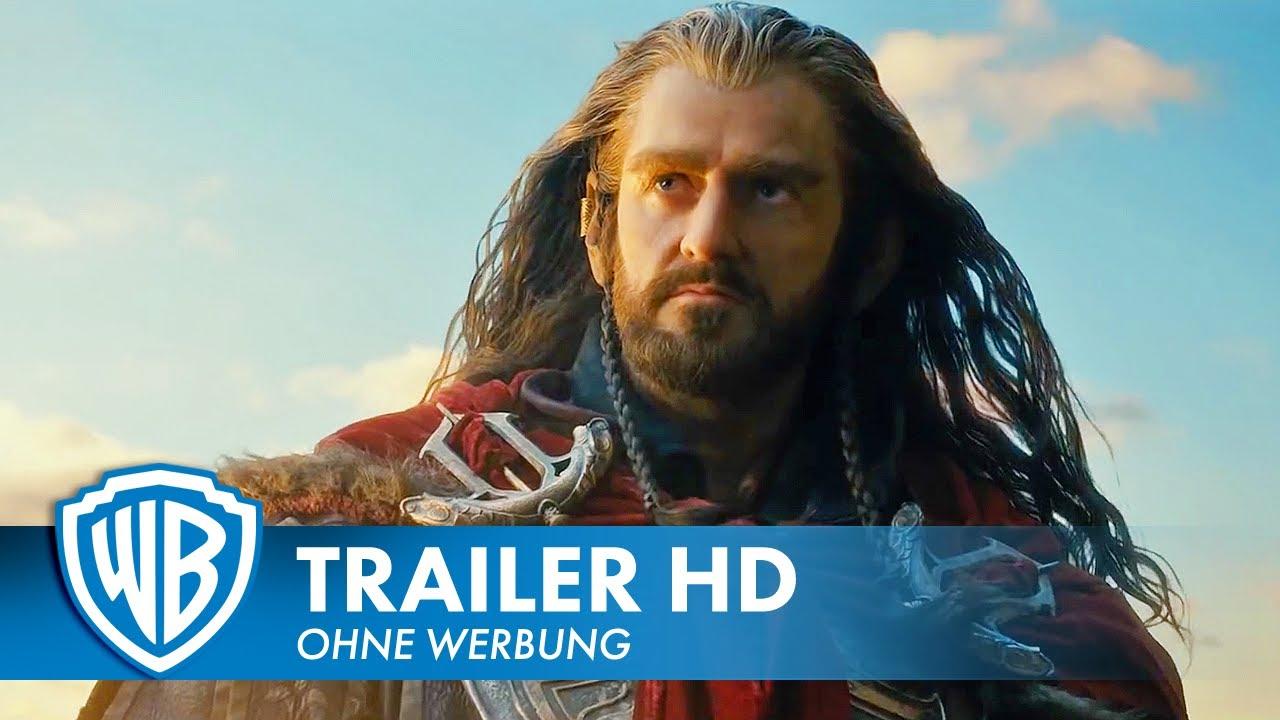 DER HOBBIT: SMAUGS EINÖDE - Trailer #3 Deutsch HD German (2013)
