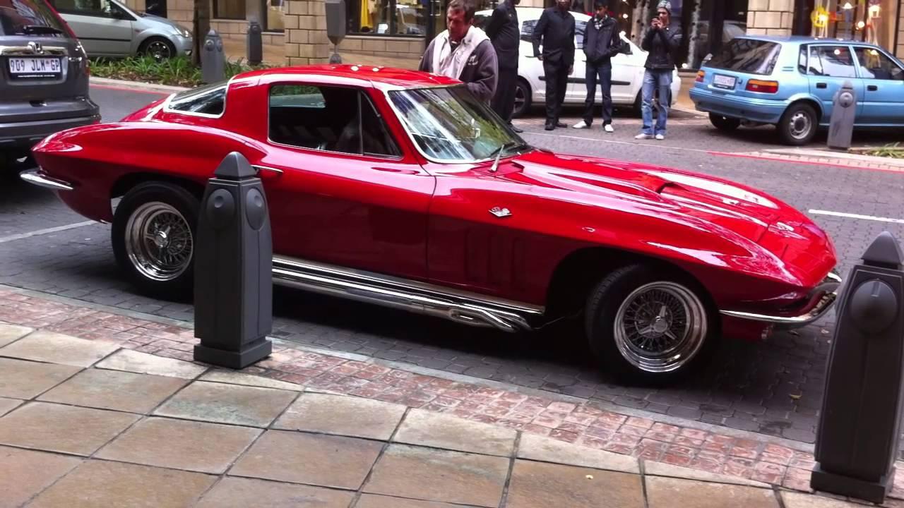 Old School Corvette \
