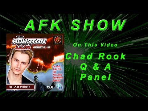Chad Rook Panel - The Houston Con 2014
