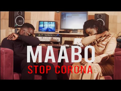 Смотреть клип Maabo - Stop Corona