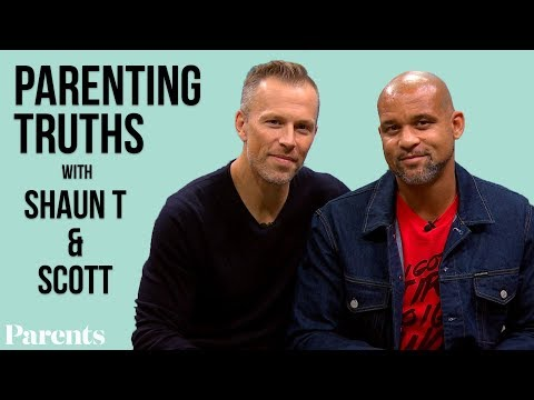 Shaun T and Scott Blokker talk Twinsanity and Fatherhood | P