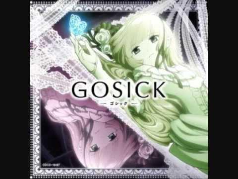 GOSICK -ゴシック- ED 1 Full 歌詞付き