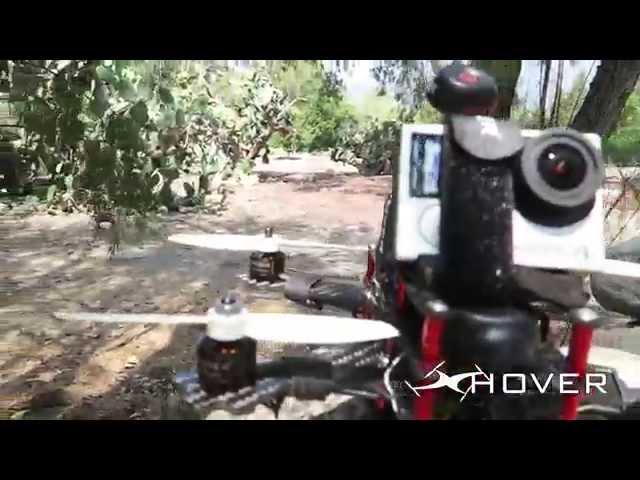 MXP180 Quadcopter FPV Revolution