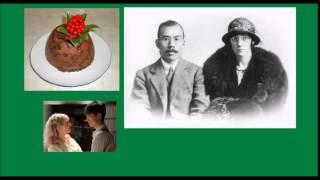 マッサンのモデル・竹鶴政孝とその妻リタ「クリスマスプディングで結ばれた二人」