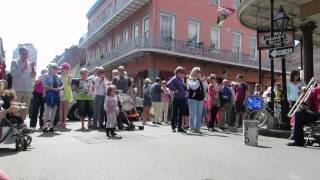When the saints go marching in - New Orleans street music