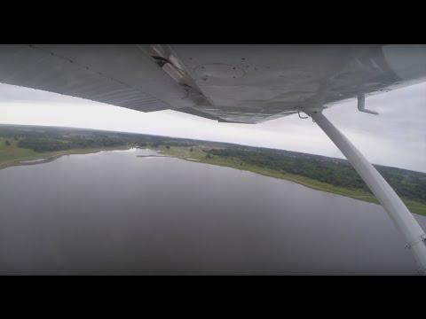 Why I Fly - Beautiful North East Oklahoma - Cessna 150