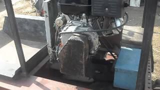 телега самоходная ТС350