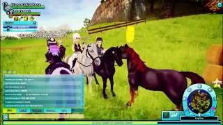 -SSO- Video achat de mes chevaux magique ♥