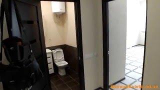 Видео ремонта квартиры в Альтаире в седьмой секции(Ремонт в квартире с большой кухней и комнатой, разделённой на зоны., 2016-02-13T20:16:12.000Z)