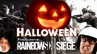 Rainbow Six Siege HALLOWEEN PS4 Pro