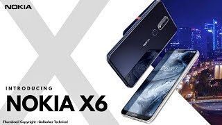 NOKIA X6 Official Video - Trailer, Introduction, Commercial