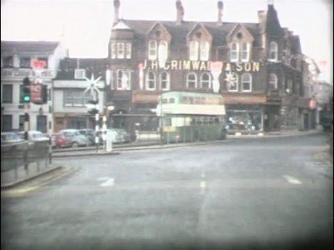 A Drive Around Ipswich ~1966
