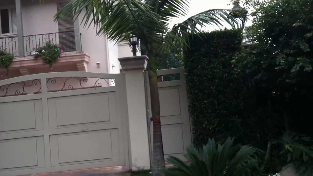 Casa de JeanClaude Van Damme Beverly Hills  YouTube